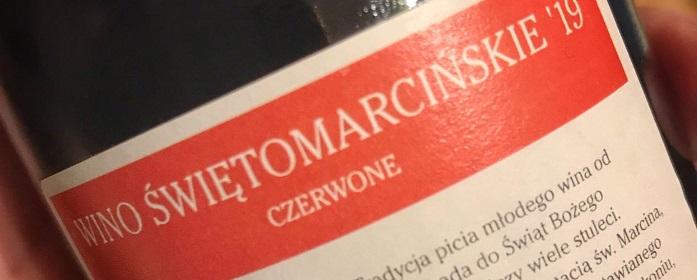 wino świętomarcińskie lidl