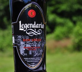 Legendario Ron Anejo