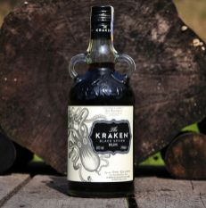 Kraken Black Spiced