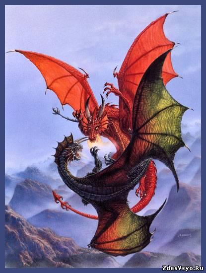битва драконов Картинки, рисунки, бесплатные Картинки ...