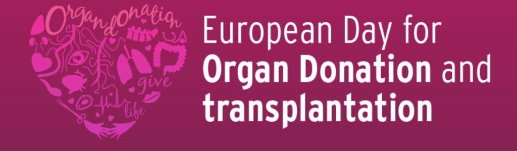 Evropski dan darovanja in presaditve organov