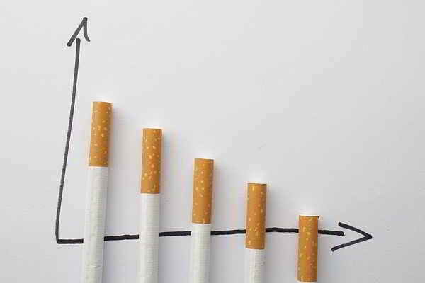 меньше сигарет в день