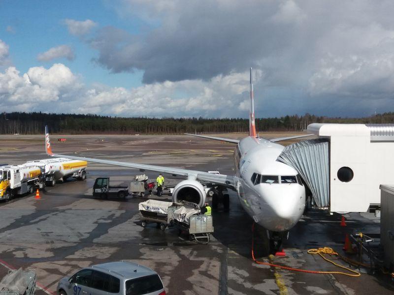 Letiště Helsinky - Vantaa. Ilustrační foto. Autor: Zdopravy.cz/Jan Šindelář