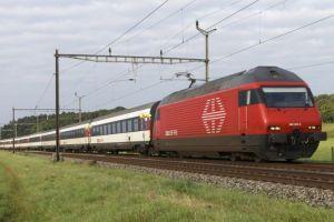 Dálkový vlak SBB. Autor: SBB CFF FFS