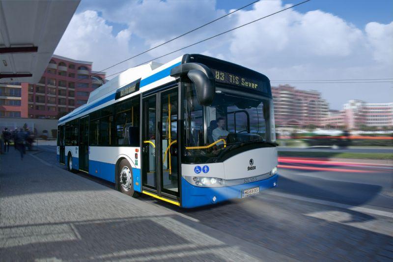 Trolejbus 26Tr. Autor: Škoda Electric