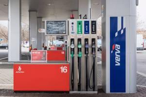 Čerpací stanice Benzina. Foto: Benzina