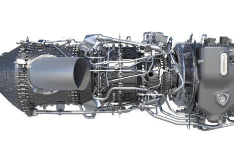 3D model nového motoru. Foto: GE Aviation