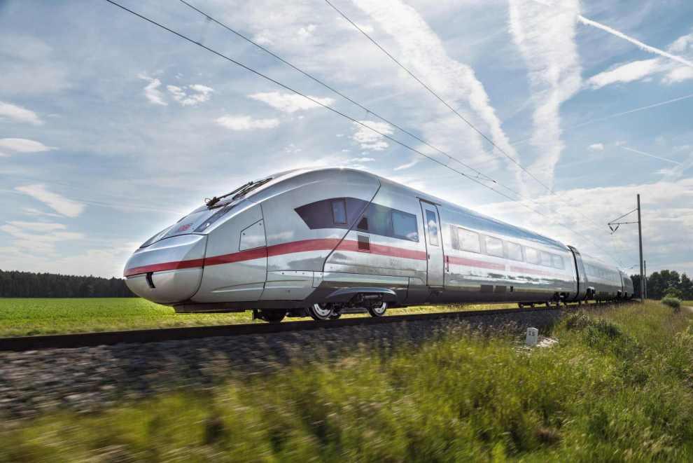 Zakázka na ICE 4 je největším kontraktem v historii Siemensu, má hodnotu 6 miliard euro. Foto: Siemens