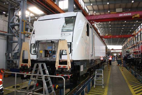 Nový Traxx pro EP Cargo. Autor: Bombardier