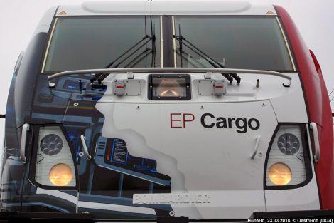 Nový Traxx pro EP Cargo. Autor: Oestreich