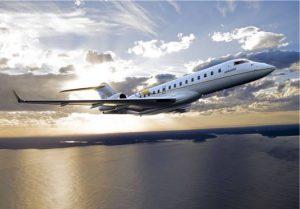 Global Express 6000. Foto: Eclair Aviation