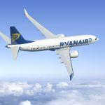 Boeing 737 MAX 200 v barvách Ryanairu. Foto: Boeing