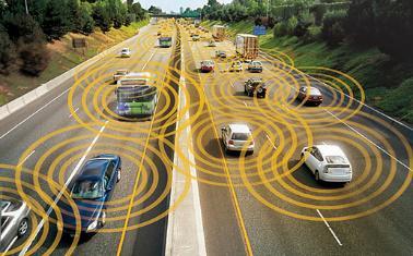 Inteligentní dálnice. Vizualizace ŘSD.