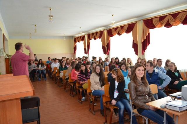 Місії по школах Самбора 2