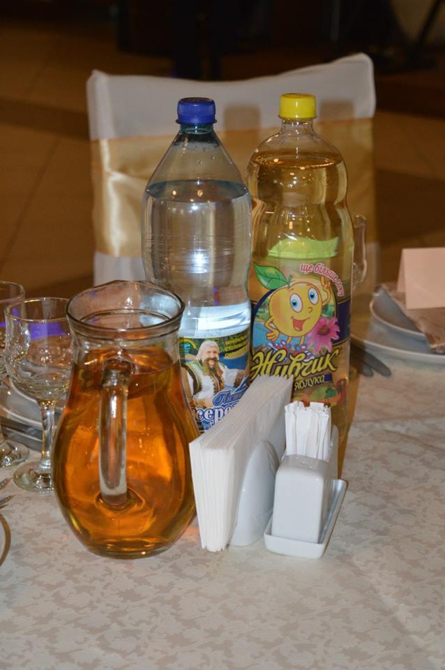 Весілля без алкоголю: бути чи не бути?