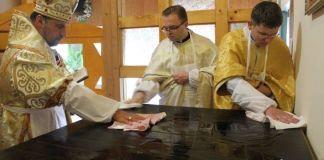 У Івано-Франківському обласному центрі паліативної допомоги освятили каплицю