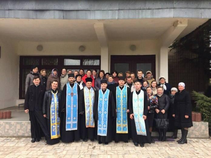 Подяка за дар життя у Коломийсько-Чернівецькій єпархії