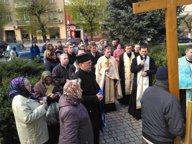 Молитовна подяка за дар життя в Івано-Франківській архієпархії