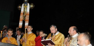 Друга Всеукраїнська молитовна проща за узалежнених у Луцьку
