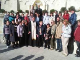 Працівники центру паліативної допомоги відвідали Зарваницю