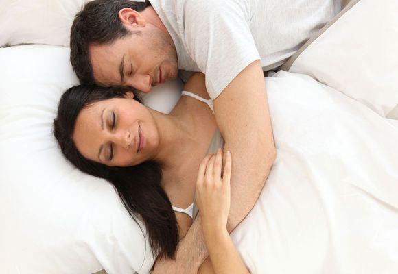 Вздрагивание во сне у взрослых