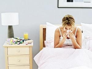 Что делать если заболела гриппом кормящая мама — Грипп