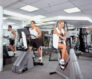 Vydané kalorie při cvičení ve fitness