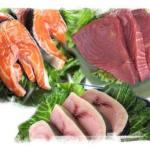 Kalorické tabulky: Ryby a rybí maso