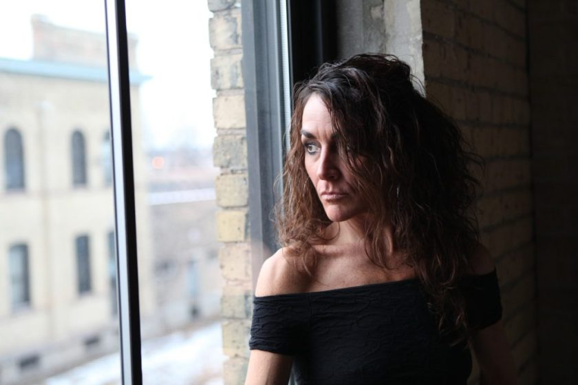 Woman Brunette By The Window  - mythicson / Pixabay