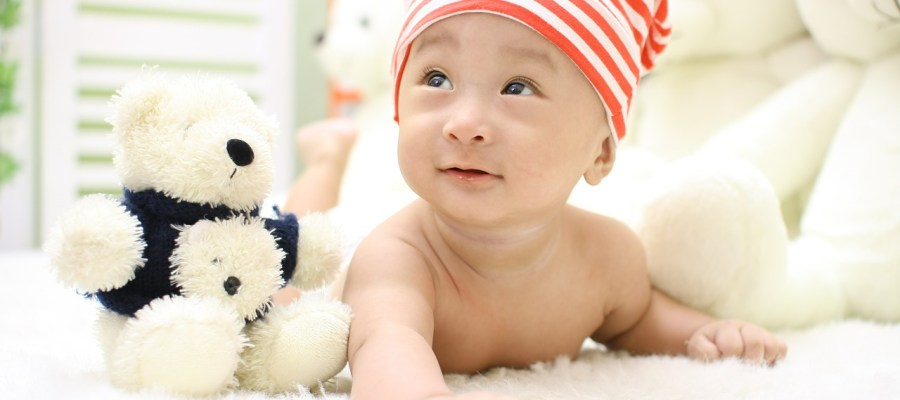 Baby Cute Child Lying Adorable  - dinhnguyenungdung0 / Pixabay