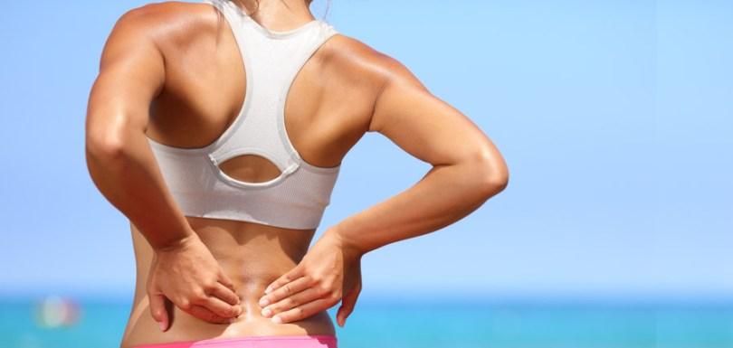 mehanička bol u donjem dijelu leđa