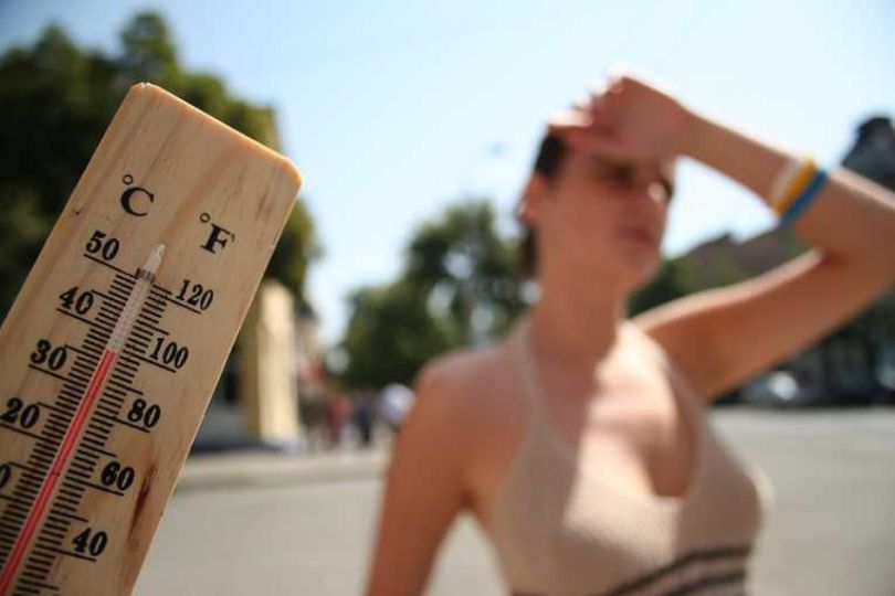 toplotni udar simptomi
