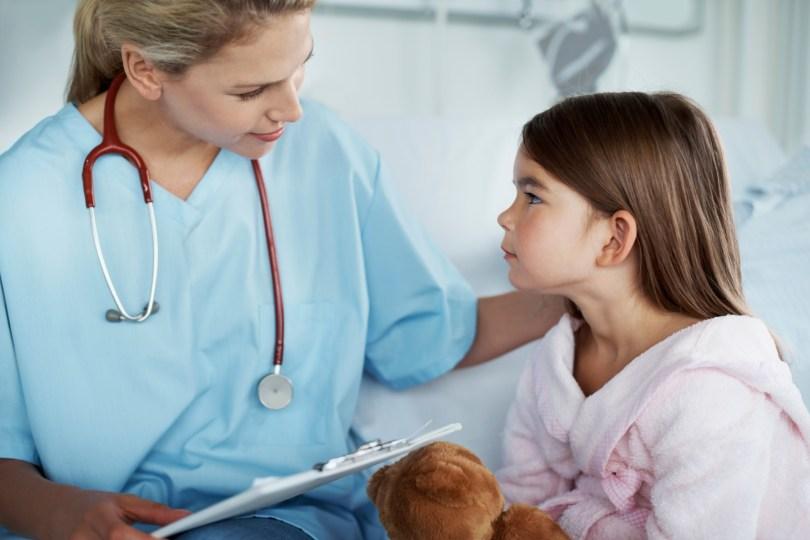 djeca u bolnici