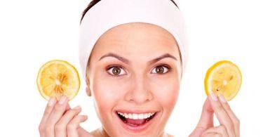 maska za lice od limuna protiv bora