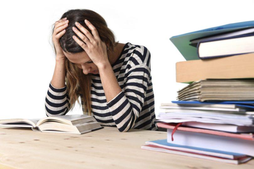 studenti stres ispiti