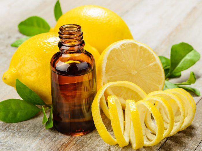 eterično ulje limuna