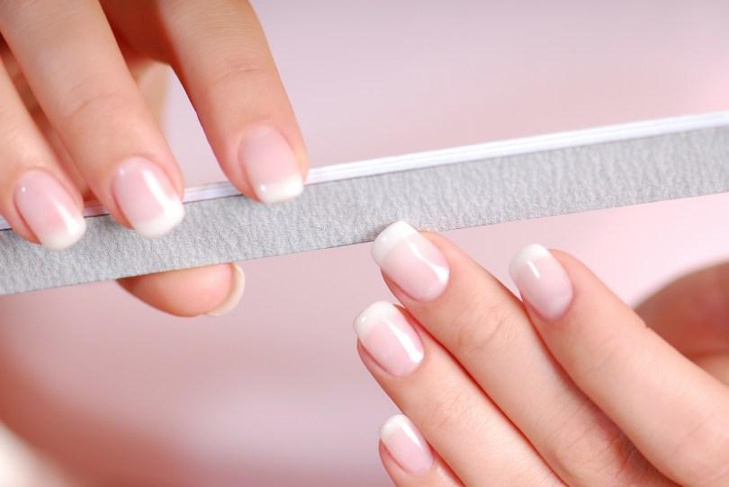 listanje noktiju