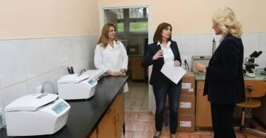Hemofarm fondacija donirala medicinsku opremu zdravstvenim ustanovama u BiH