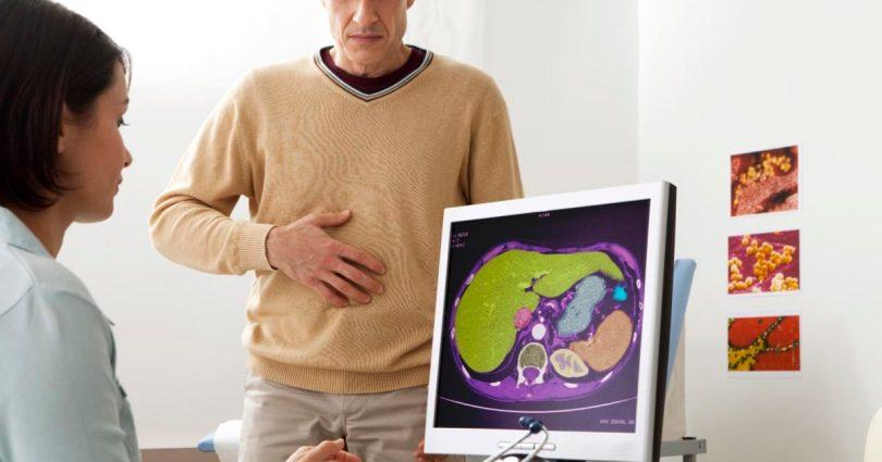 uvećana jetra