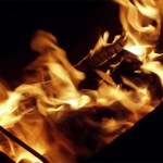 точка огня