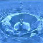 точка воды