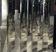 зеркальный лабиринт отражений