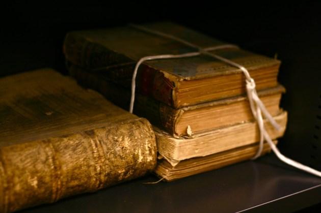 стари билкарски книги