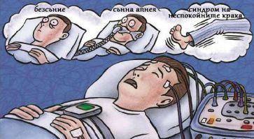 нарушеният сън