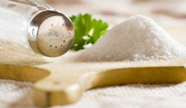 количеството сол