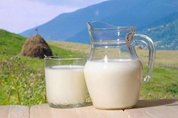 от прясно мляко