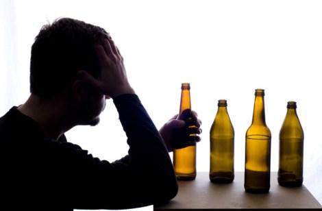 отказването на алкохола