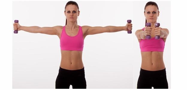 упражненията с гирички