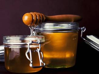 буркани с мед