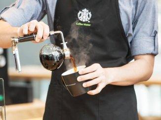 coffe master Starbucks